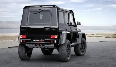 Mercedes-Benz G 500 4x4 Brabus 3