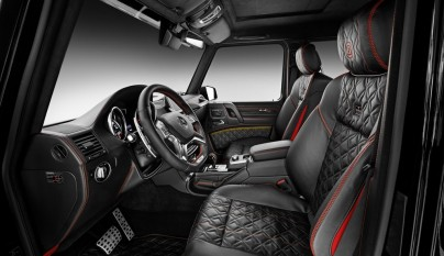 Mercedes-Benz G 500 4x4 Brabus 5