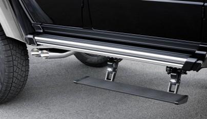 Mercedes-Benz G 500 4x4 Brabus 9