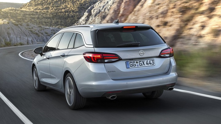 Opel Astra Sports Tourer 6