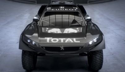 Peugeot 2008 DKR16 2