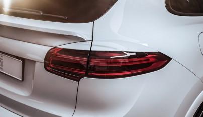 Porsche Cayenne Turbo Techart 9