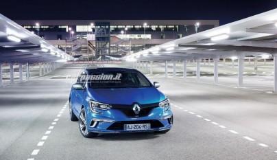 Renault Megane 2016 1