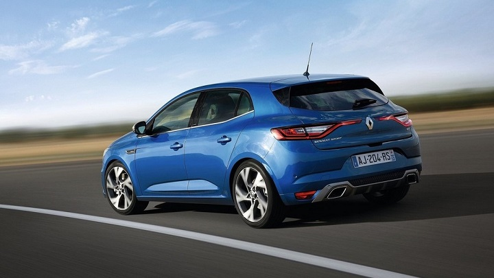 Renault Megane 2016 18