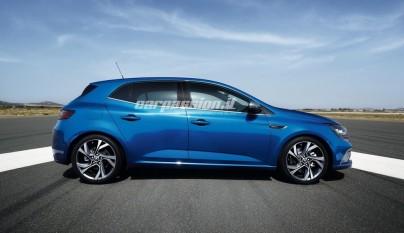 Renault Megane 2016 6