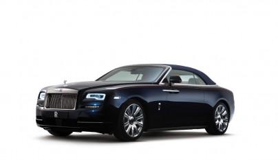 Rolls-Royce Dawn 10