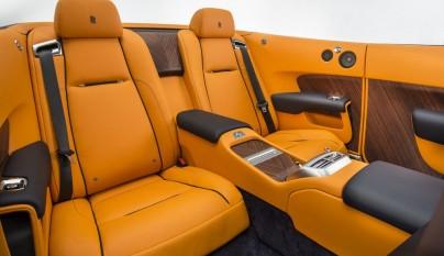Rolls-Royce Dawn 12