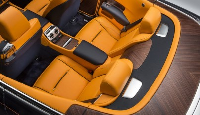 Rolls-Royce Dawn 18