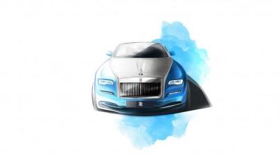 Rolls-Royce Dawn 34