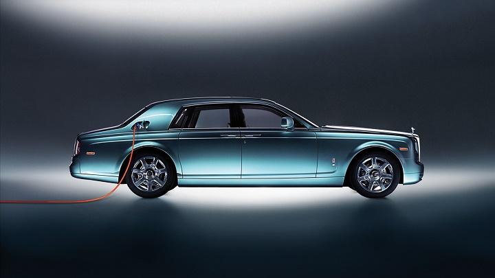 Rolls-Royce electrico
