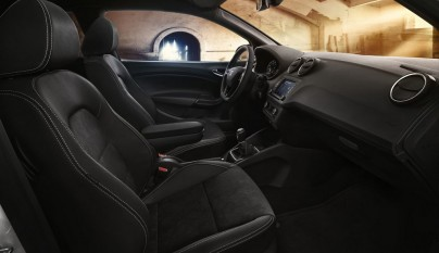 SEAT Ibiza Cupra 2016 asientos delanteros