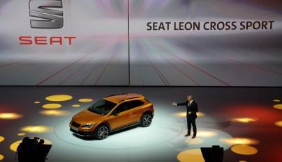 SEAT Leon Cross Sport 1