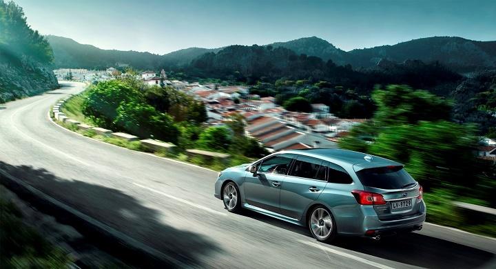 Subaru Levorg zaga