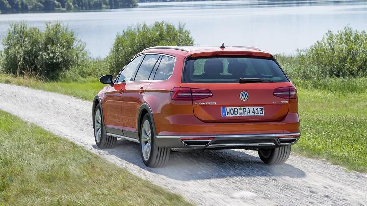 Volkswagen Passat Alltrack 2016 2