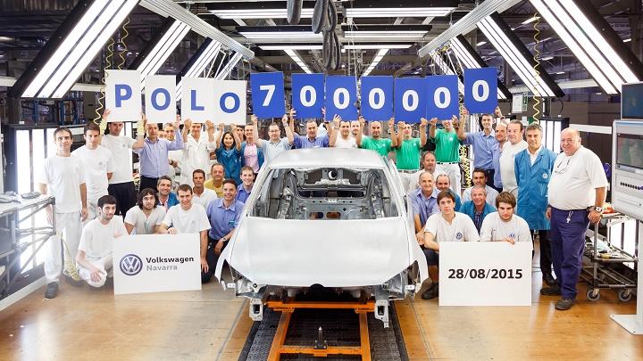 Volkswagen Polo 7 millones 2