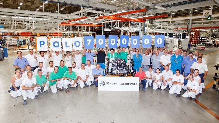 Volkswagen Polo 7 millones