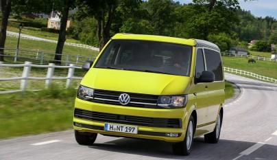 Volkswagen T6 California 11