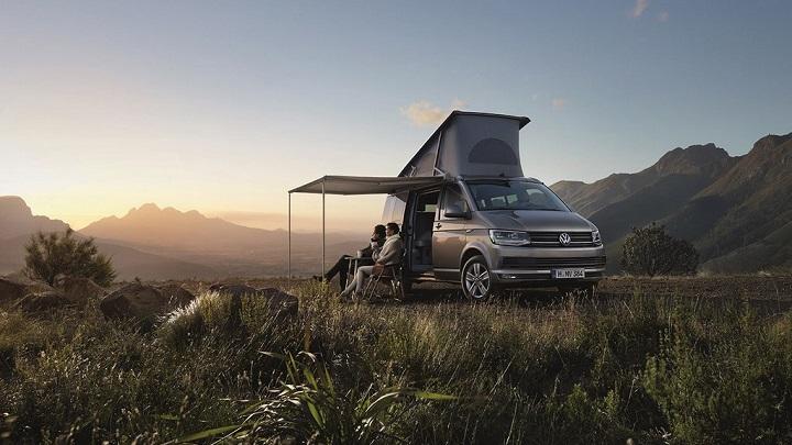 Volkswagen T6 California 4