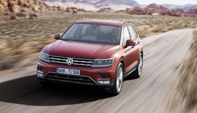 Volkswagen Tiguan 2016 13