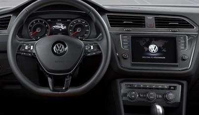 Volkswagen Tiguan 2016 17