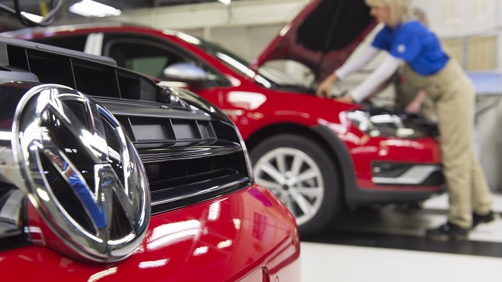 Volkswagen fabrica
