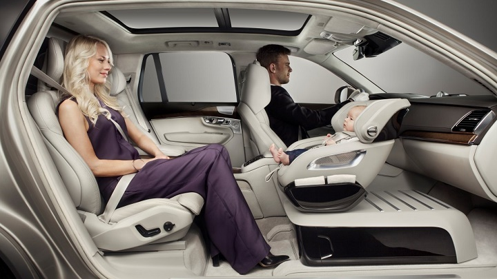 asiento delantero bebe