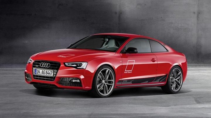 Audi A5 DTM selection 1