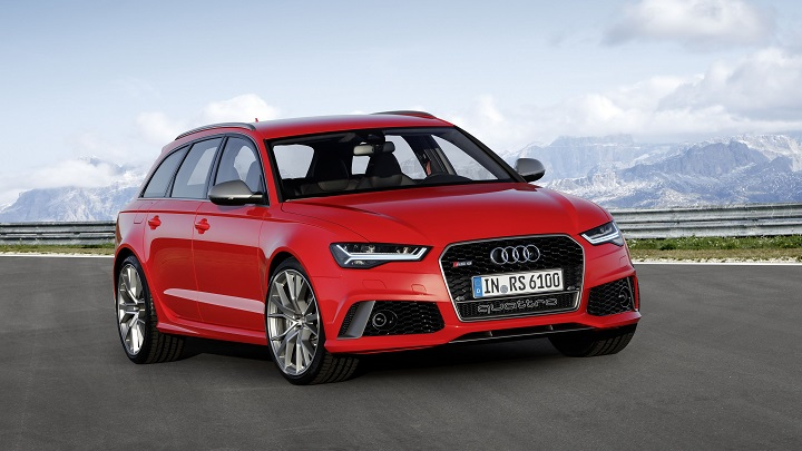 Audi RS 6 Avant performance 1