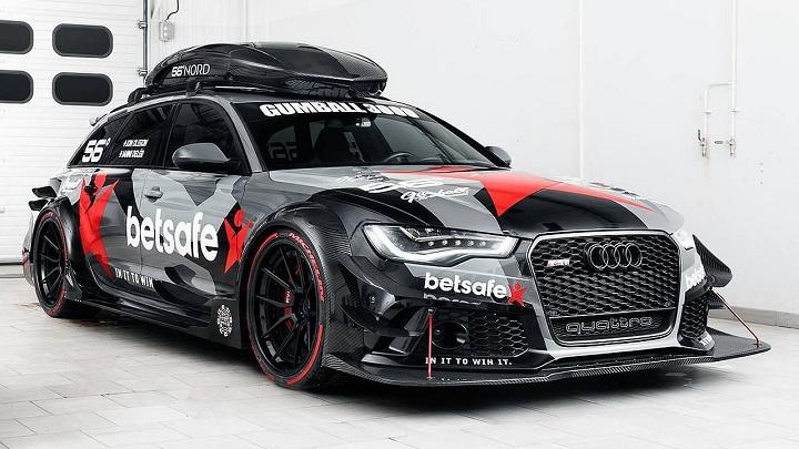 Audi RS6 Olsson