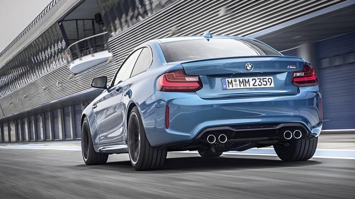 BMW-M2-Trasera