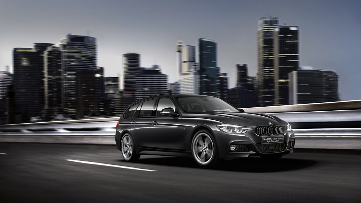 BMW Serie 3 Touring Styling Edge Edition 1
