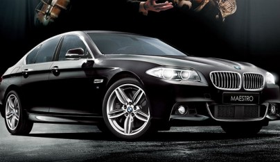 BMW Serie 5 Maestro 1