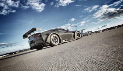 Callaway Corvette C7 GT3-R 5