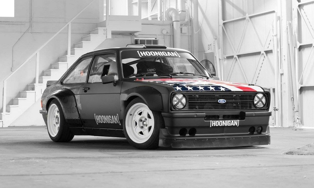 Ford Escort RS Mk2 Ken Block 2