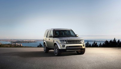 Land Rover Discovery Graphite 2