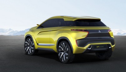 Mitsubishi eX Concept 10