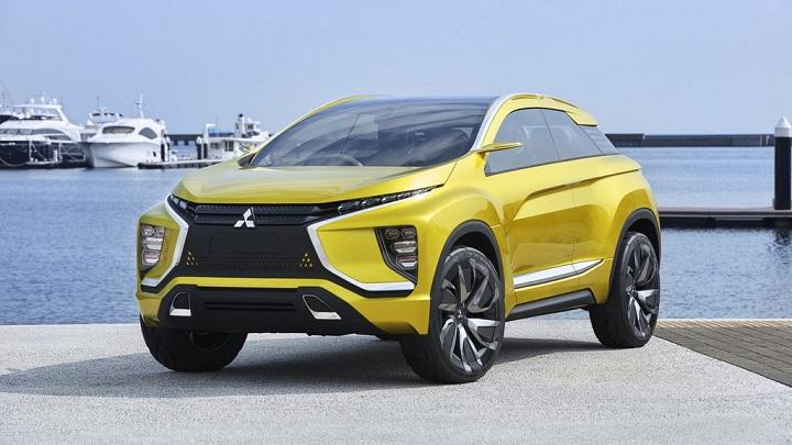 Mitsubishi eX Concept 13