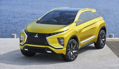 Mitsubishi eX Concept 15