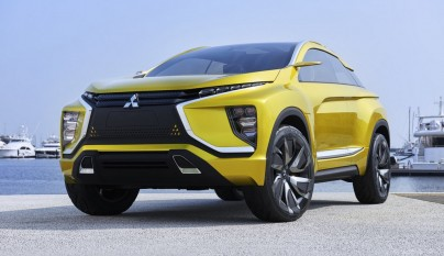 Mitsubishi eX Concept 16