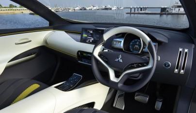 Mitsubishi eX Concept 19
