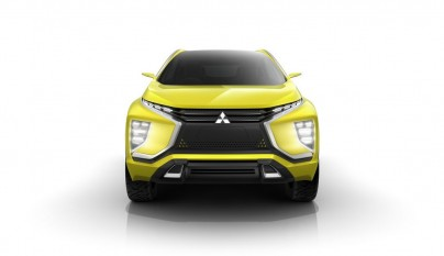 Mitsubishi eX Concept 2