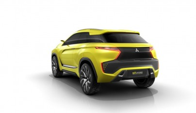 Mitsubishi eX Concept 4