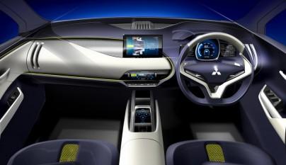 Mitsubishi eX Concept 6