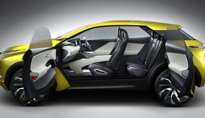 Mitsubishi eX Concept 7