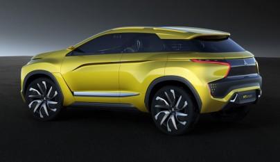 Mitsubishi eX Concept 9