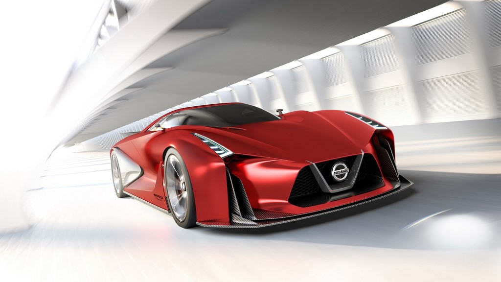 Nissan 2020 Vision Gran Turismo 3