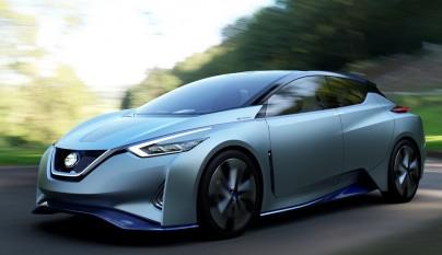 Nissan IDS concept 7