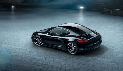 Porsche Cayman Black Edition 1