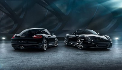 Porsche Cayman Black Edition 10