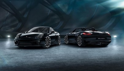 Porsche Cayman Black Edition 2